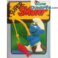 40207: Fishing Smurf (Supersmurf)