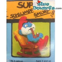 40228: Grand Schtroumpf dans la Bascule *MINT IN BOX/ NEW STYLE*