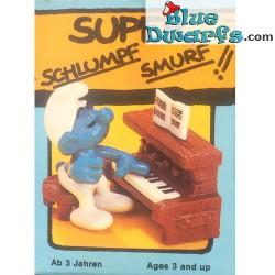 40229: Piano Smurf
