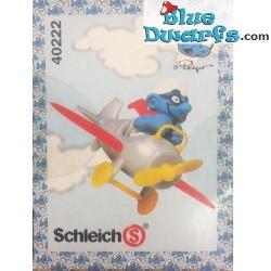 40222: Airplane Smurf