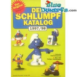 Smurf catalogue 2003 Gaschers (German)