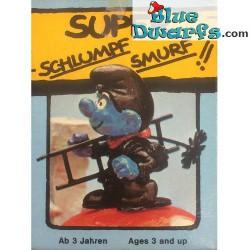 40202: Chimney Sweeper Smurf