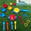 Smurf play set: Greedy Smurf (40 pieces)
