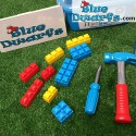 Smurf play set: Greedy Smurf (40 pieces)