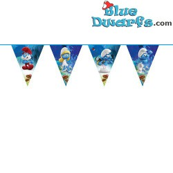 8 x  *Smurfs 3: The lost village* cups