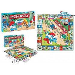 Smurf Monopoly from USA