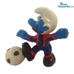 FC Barcelona Kicker smurf