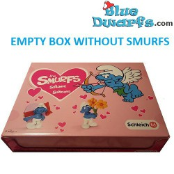 20747 & 20748 (2016): 2 x 18 Valentine smurfs (displaybox)