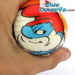Smurf PU ball: Papa Smurf (62 mm) *stressball*