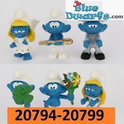20794-20799 (2017): Puffi LUCKY