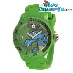Schwarzschlumpf  Armbanduhr  *Outdoor Watch*
