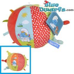 Smurfen knuffel: Baby smurf  *Activity paddestoel* (Mint in Box)