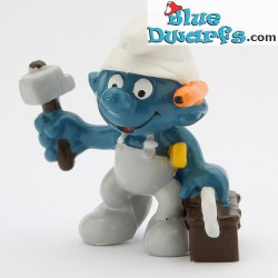 20171: Handy man Smurf