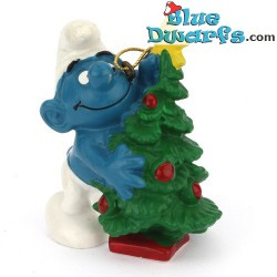 51901: Christmas Tree, Smurf with