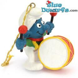 51908: Christmas Smurf with Drum