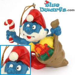 51903: Christmas sack, Papa Smurf with