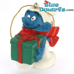 51902: Christmas gift, Smurf with