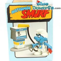 40207: Fishing Smurf (Supersmurf)