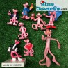 Pink Panter (8 figurines)