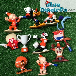 Looney Tunes *HOLLAND* (9 figurines)