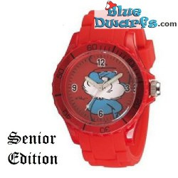 Papa Schlumpf  Armbanduhr  *Outdoor Watch*