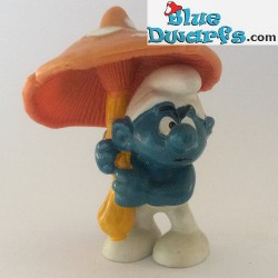20118: Umbrella Smurf