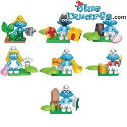 Mega Blocks: Suprise puffo (10757)