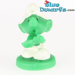 Sleepwalker MINISMURF Bully *Green/white*  (+/- 2cm)