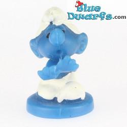 Sleepwalker MINISMURF Bully *Blue/white*  (+/- 2cm)