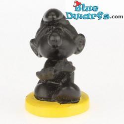 Somnambule Mini Schtroumpf Bully *Noir et jaune*  (+/- 2cm)
