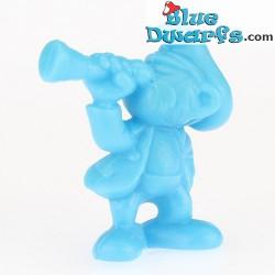 Kapitein Smurf MINISMURF  *OMO* (+/- 2cm)