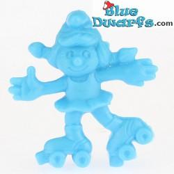 Rollerskate Smurfette MINISMURF *OMO* (+/- 2cm)
