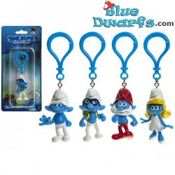 "4x keyring ""The lost village"""