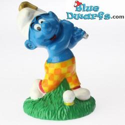 Jogger Smurf *Snoepdop* (BIP Holland, +/- 8cm)