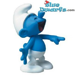 Plastoy Laughing smurf