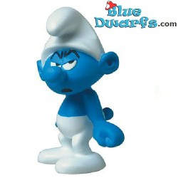 Plastoy Grouchy Smurf