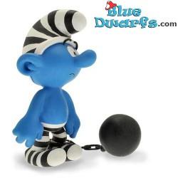 Plastoy Chain Gang Smurf