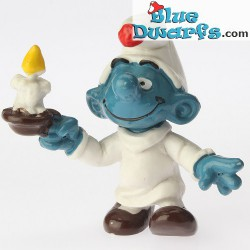 20060: Candle Smurf