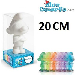 Smurf light *MOODLIGHT* (+/- 10cm)