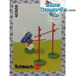 40506: Schtroumpf saut a la perche (Super Schtroumpf/MIB)