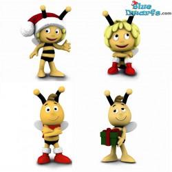 27000-27005 (2017): Die Biene Maja (6 stück)