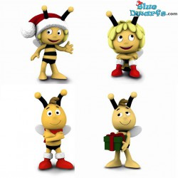 27000-27005 (2017): Maya the Bee (6 figurines)