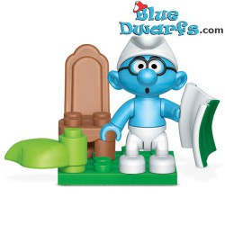 Mega Blocks: Suprise smurf (10757)