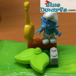 Mega Blocks: Suprise smurf (10757)