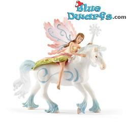 Bayala: Schleich Bayala Nalenja on horse (70538)