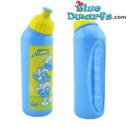Puffo bottiglia *arabo* (+/- 20 x 6 cm)