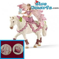 Bayala: Schleich Feya with horse (70519)