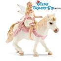 Bayala: Schleich Bayala lily elf on pony (70501)