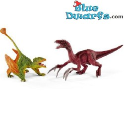 Dinosaur set: Dimorphodon and therizinosaurus (Schleich/ 41425)