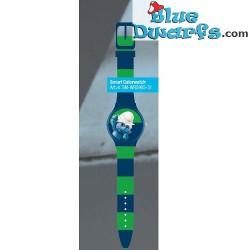 Tollpatsch Schlumpf  Armbanduhr